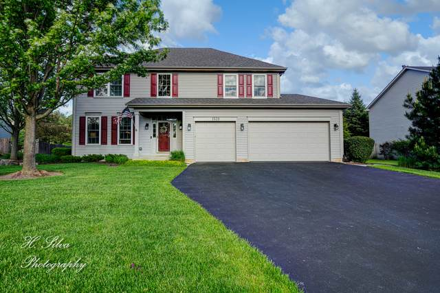 1529 Rolling Hills Drive, Crystal Lake, IL 60014 (MLS #10711088) :: Lewke Partners