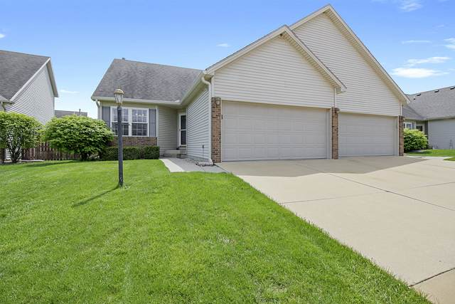 3905 Inverness Road #3905, Champaign, IL 61822 (MLS #10711145) :: Property Consultants Realty
