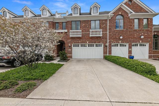 267 Arbor Glen Boulevard, Schaumburg, IL 60195 (MLS #10711910) :: Angela Walker Homes Real Estate Group