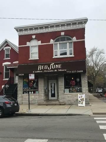 2020 Leavitt Street, Chicago, IL 60647 (MLS #10711967) :: The Dena Furlow Team - Keller Williams Realty