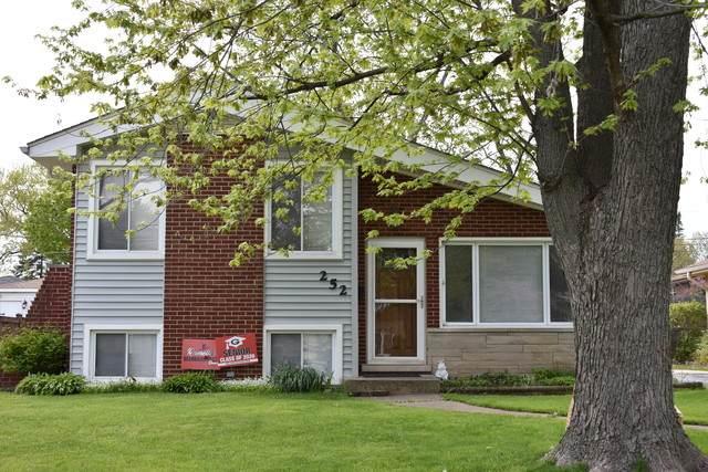 252 N Lombard Avenue, Lombard, IL 60148 (MLS #10712194) :: Littlefield Group