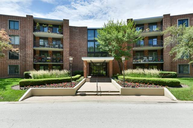 1405 E Central Road 421C, Arlington Heights, IL 60005 (MLS #10712216) :: Property Consultants Realty