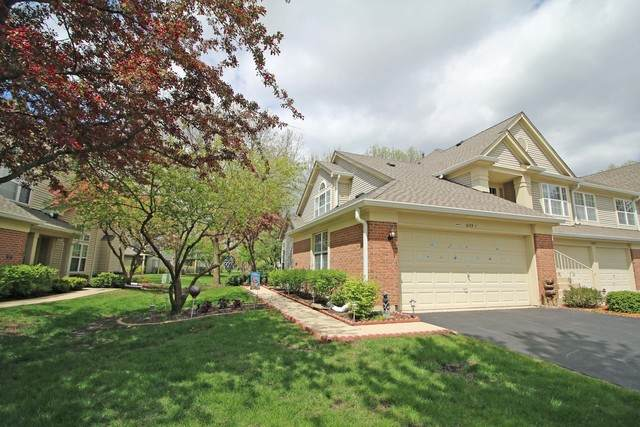 1659 Columbia Circle #1, Bartlett, IL 60103 (MLS #10712472) :: John Lyons Real Estate
