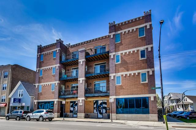 3223 N Francisco Avenue 2B, Chicago, IL 60618 (MLS #10712489) :: Property Consultants Realty