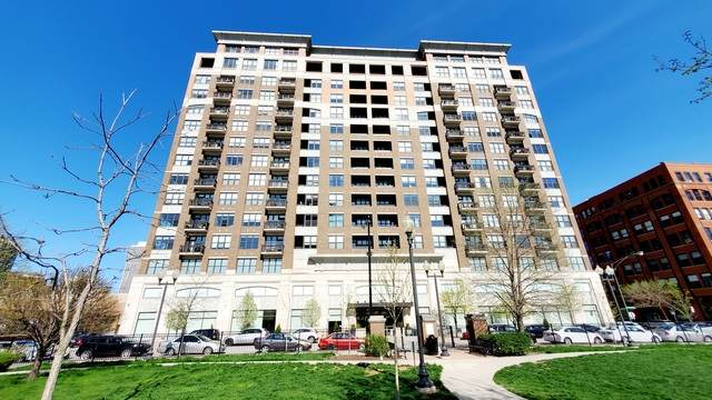 849 N Franklin Street #1407, Chicago, IL 60610 (MLS #10712689) :: Property Consultants Realty
