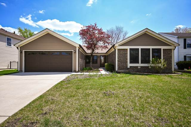 2229 Appleby Drive, Wheaton, IL 60189 (MLS #10712852) :: Littlefield Group