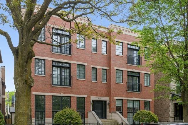 3621 N Lakewood Avenue 2S, Chicago, IL 60613 (MLS #10712890) :: Ryan Dallas Real Estate