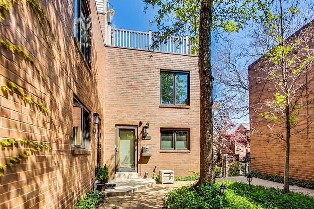 1657 N Vine Street, Chicago, IL 60614 (MLS #10712952) :: Littlefield Group