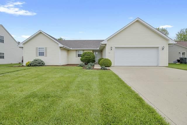 1708 Magnolia Drive, ST. JOSEPH, IL 61873 (MLS #10712962) :: Lewke Partners