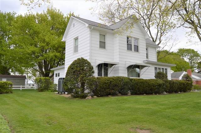 203 N Harrison Street, Colfax, IL 61728 (MLS #10713100) :: Angela Walker Homes Real Estate Group
