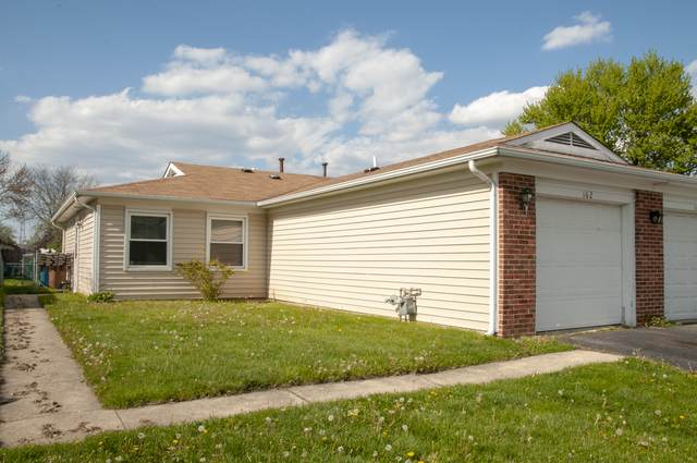 162 W Stevenson Drive #0, Glendale Heights, IL 60139 (MLS #10713141) :: Ryan Dallas Real Estate