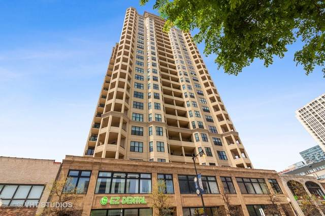 1464 S Michigan Avenue #2209, Chicago, IL 60605 (MLS #10713361) :: John Lyons Real Estate