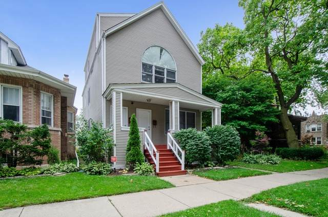 5707 N Rockwell Street, Chicago, IL 60659 (MLS #10713568) :: Property Consultants Realty