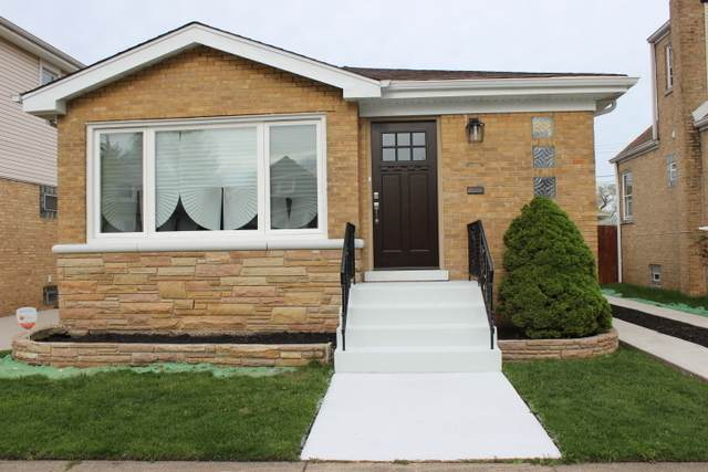 2909 N Nordica Avenue, Chicago, IL 60634 (MLS #10713614) :: Littlefield Group