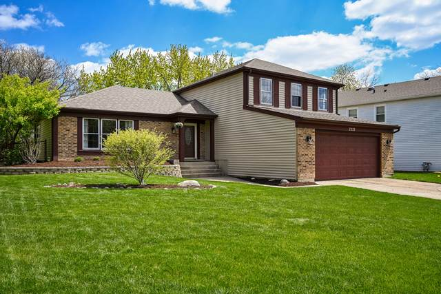 2323 Richmond Drive, Wheaton, IL 60189 (MLS #10713720) :: Littlefield Group