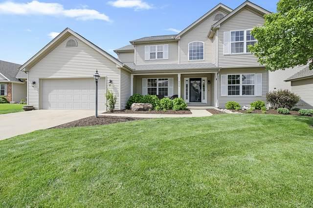 406 Gentian Drive, Savoy, IL 61874 (MLS #10713801) :: Helen Oliveri Real Estate