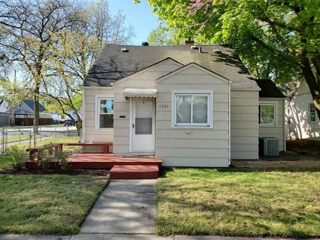 2701 W 89Th Street, Evergreen Park, IL 60805 (MLS #10713843) :: Littlefield Group