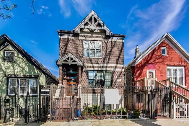 3319 S Carpenter Street, Chicago, IL 60608 (MLS #10713963) :: Littlefield Group