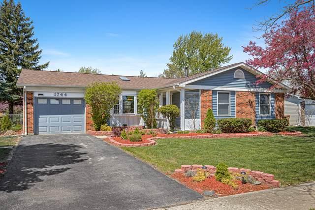 1744 English Drive, Glendale Heights, IL 60139 (MLS #10713965) :: Ryan Dallas Real Estate