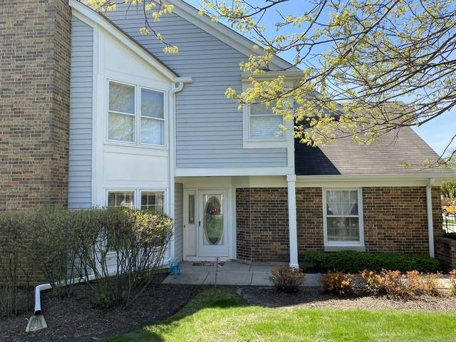 409 Satinwood Terrace #409, Buffalo Grove, IL 60089 (MLS #10714100) :: Property Consultants Realty