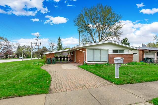 7201 Foster Street, Morton Grove, IL 60053 (MLS #10714160) :: Property Consultants Realty