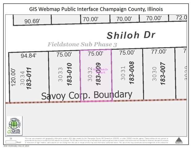 105 Shiloh Drive, Savoy, IL 61874 (MLS #10714315) :: Littlefield Group