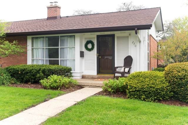 270 Crestwood Village, Northfield, IL 60093 (MLS #10714347) :: Property Consultants Realty