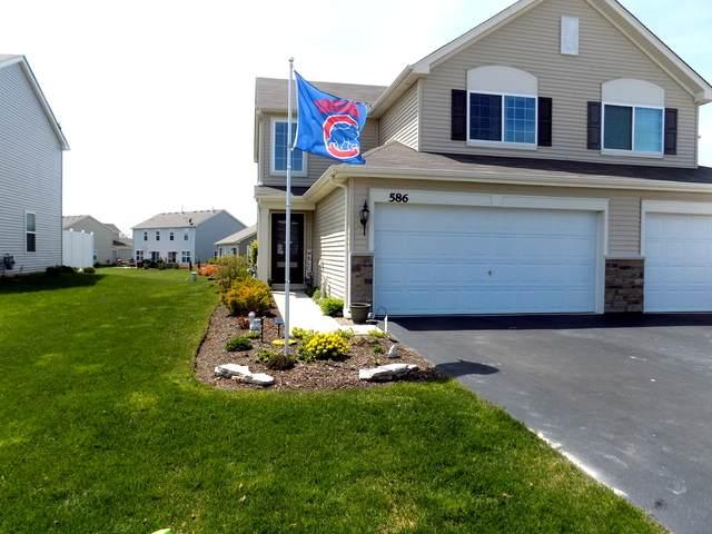 586 Vine Street, Hampshire, IL 60140 (MLS #10714351) :: Suburban Life Realty
