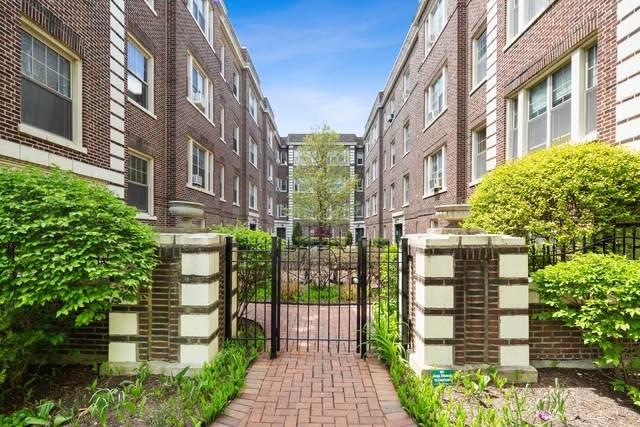 439 N Lombard Avenue #3, Oak Park, IL 60302 (MLS #10714456) :: The Wexler Group at Keller Williams Preferred Realty