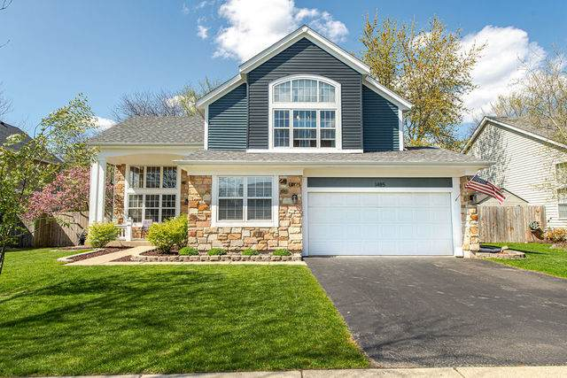 1485 Mayfair Lane, Grayslake, IL 60030 (MLS #10714477) :: Property Consultants Realty