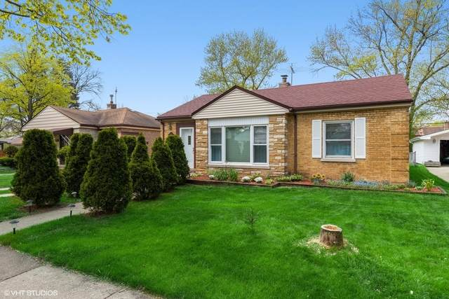 1504 Kemman Avenue, La Grange Park, IL 60526 (MLS #10714562) :: O'Neil Property Group