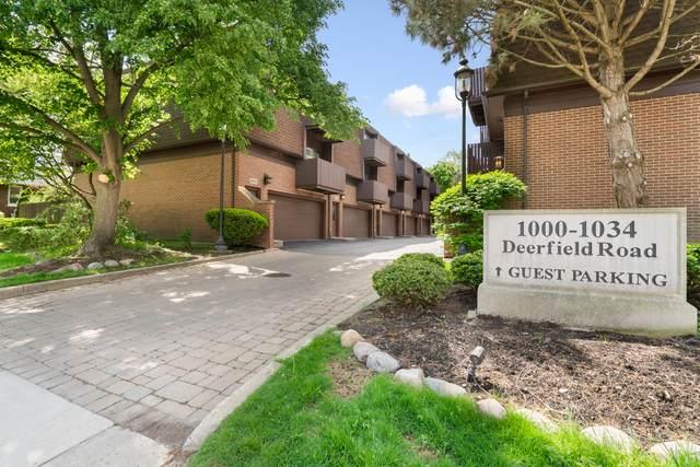 1000 Deerfield Road #304, Highland Park, IL 60035 (MLS #10714585) :: Helen Oliveri Real Estate