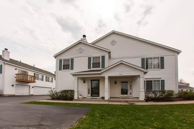 690 Fieldcrest Drive C, South Elgin, IL 60177 (MLS #10714591) :: Knott's Real Estate Team