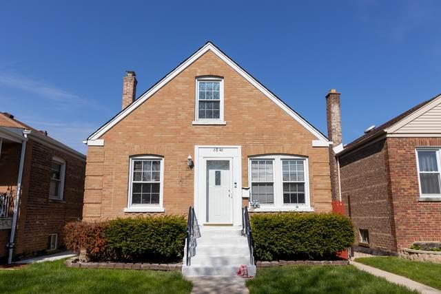 6846 S Karlov Avenue, Chicago, IL 60629 (MLS #10714641) :: Littlefield Group