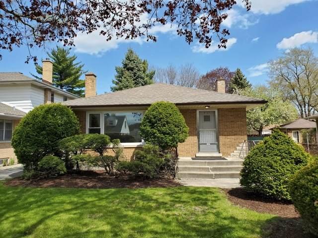 9107 Marmora Avenue, Morton Grove, IL 60053 (MLS #10714651) :: Property Consultants Realty