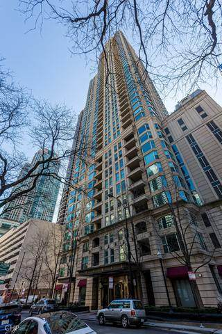 25 E Superior Street #1206, Chicago, IL 60611 (MLS #10714854) :: Property Consultants Realty