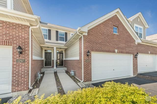 1293 Church Court, Aurora, IL 60502 (MLS #10714900) :: Angela Walker Homes Real Estate Group