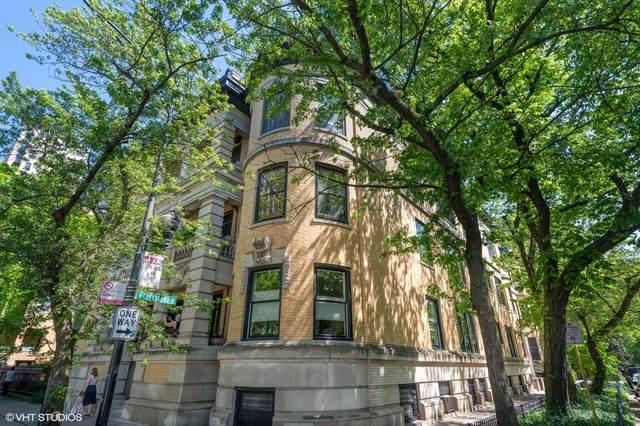 457 W Fullerton Parkway #2, Chicago, IL 60614 (MLS #10714923) :: Helen Oliveri Real Estate