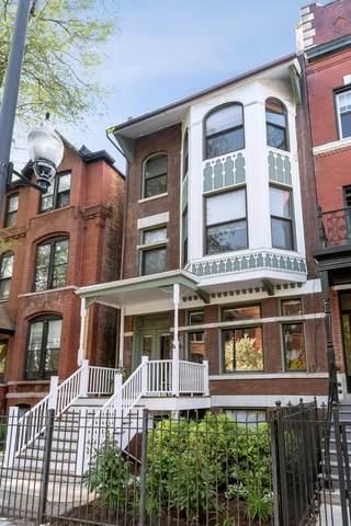 844 W Fullerton Avenue #2, Chicago, IL 60614 (MLS #10714927) :: Littlefield Group