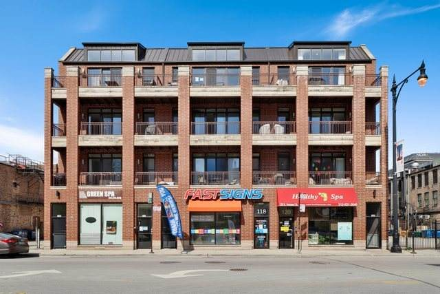 120 N Halsted Street #4, Chicago, IL 60661 (MLS #10715188) :: John Lyons Real Estate