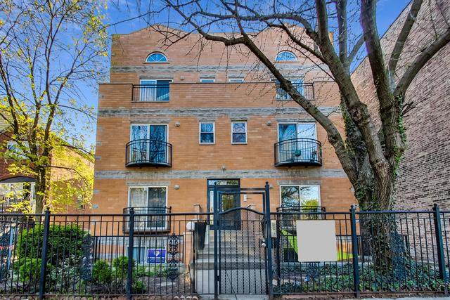 1506 N Campbell Avenue 1N, Chicago, IL 60622 (MLS #10715212) :: Property Consultants Realty