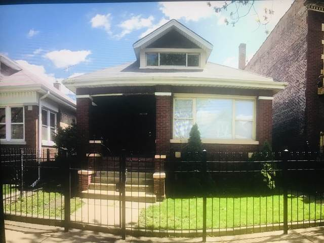 6321 S Campbell Avenue, Chicago, IL 60629 (MLS #10715415) :: Littlefield Group