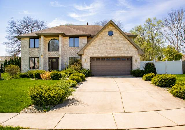 3051 Elliot Lane, Homewood, IL 60430 (MLS #10715428) :: Suburban Life Realty