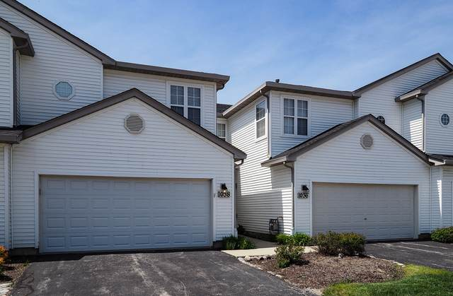 1038 Montego Bay Court #1038, Romeoville, IL 60446 (MLS #10715652) :: Angela Walker Homes Real Estate Group