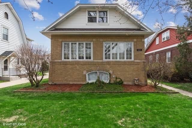 6605 N Oshkosh Avenue, Chicago, IL 60631 (MLS #10715654) :: Property Consultants Realty
