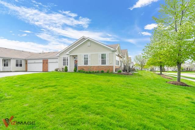 16515 Buckner Pond Way, Crest Hill, IL 60403 (MLS #10715675) :: Littlefield Group