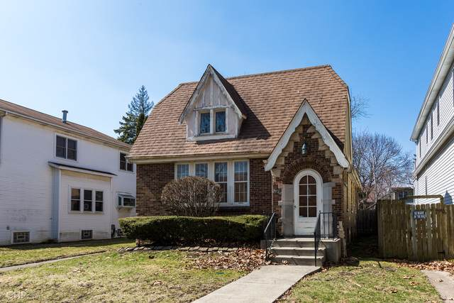6744 N Octavia Avenue, Chicago, IL 60631 (MLS #10715693) :: Property Consultants Realty