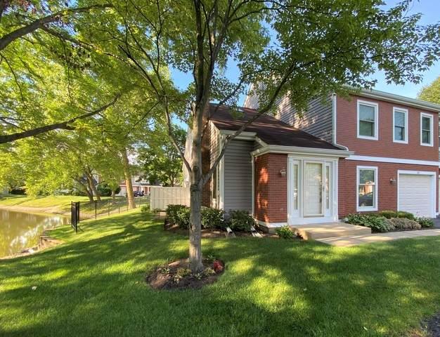 105 S Stonington Drive, Palatine, IL 60074 (MLS #10715845) :: John Lyons Real Estate