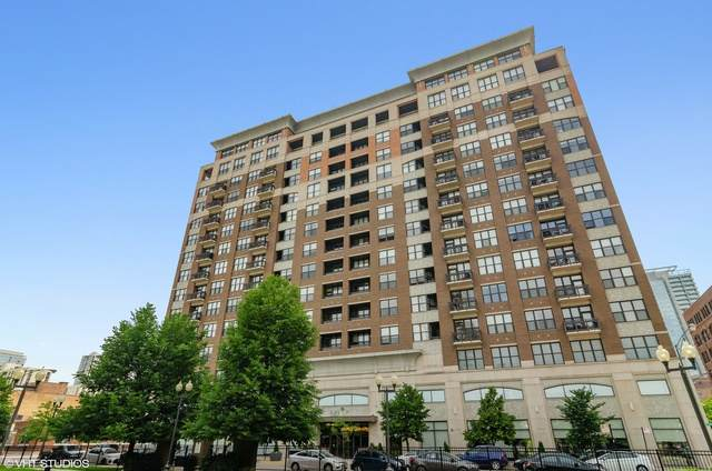 849 N Franklin Street #1208, Chicago, IL 60610 (MLS #10715853) :: Property Consultants Realty