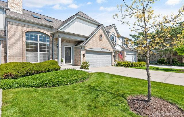 76 Fontaine Court, Bloomingdale, IL 60108 (MLS #10715860) :: Ani Real Estate